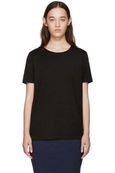 Acne Studios - Black Vista T-Shirt