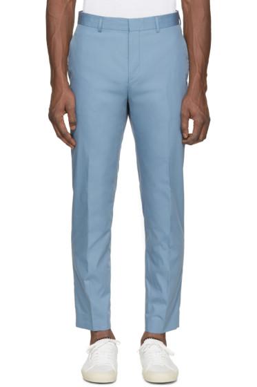 Acne Studios - Blue Aron T Pop Trousers