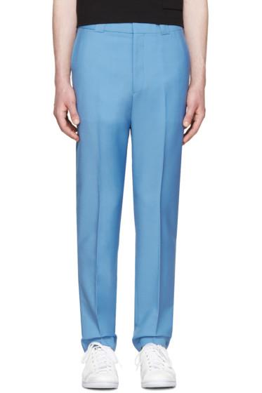 Acne Studios - Blue Wool Paris Trousers