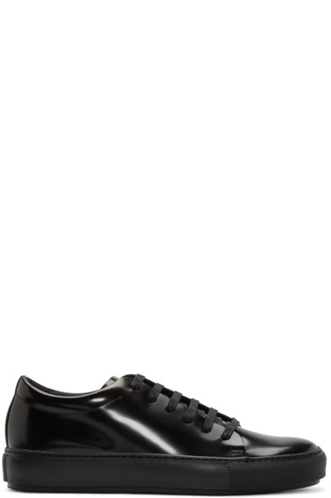 Acne Studios - Black Adrian Low-Top Sneakers