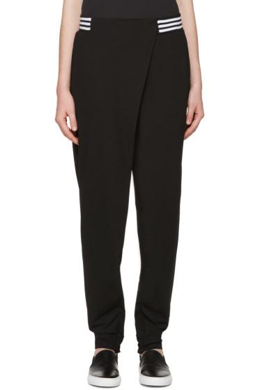Y-3 - Black Lux Track Pants