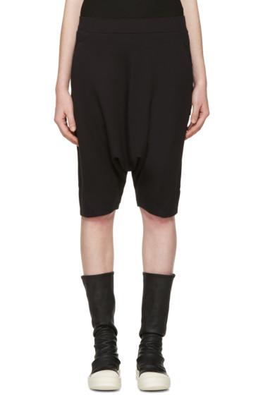 Y-3 - Black Summer Shorts
