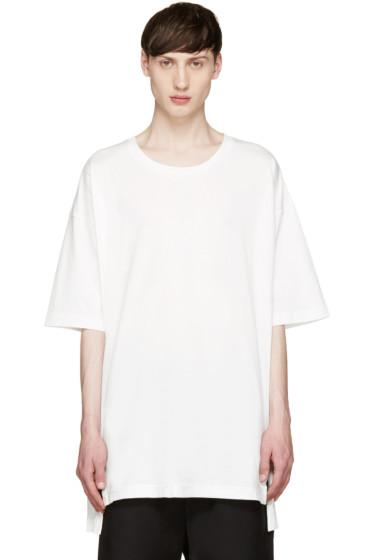 Y-3 - White Yohji T-Shirt