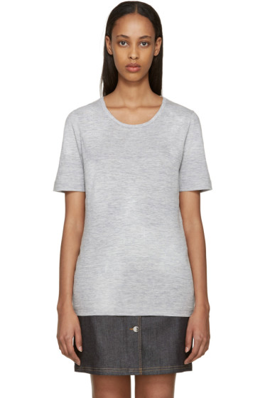 Dsquared2 - Grey Painted Renny T-Shirt