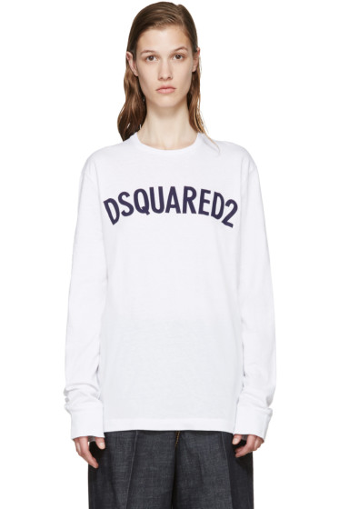 Dsquared2 - White Logo T-Shirt