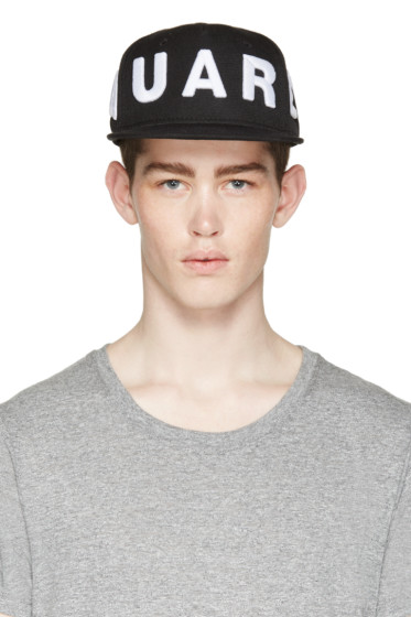 Dsquared2 - Black Logo Cap
