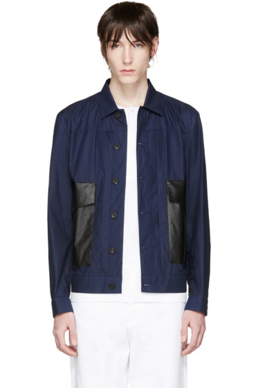 Dsquared2 - Navy Lightweight Jacket