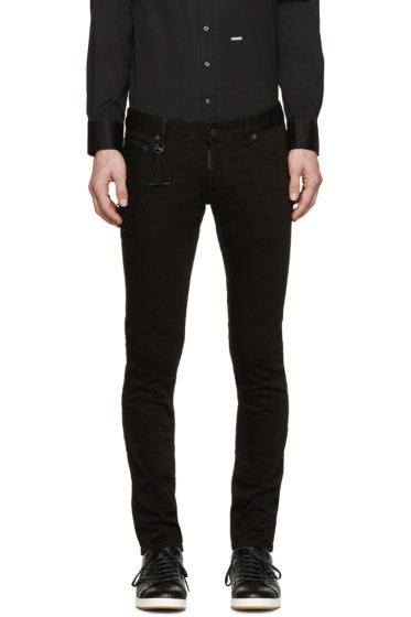 Dsquared2 - Black Bull Wash Clement Jeans