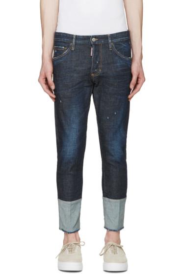 Dsquared2 - Indigo Skinny Jeans