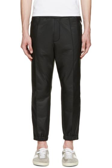 Dsquared2 - Black Matte Lounge Pants