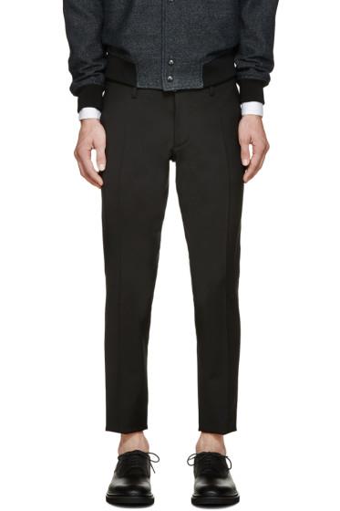 Dsquared2 - Black Tennis Trousers