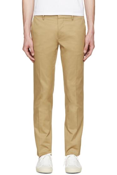 Dsquared2 - Tan Twill Tokyo Trousers