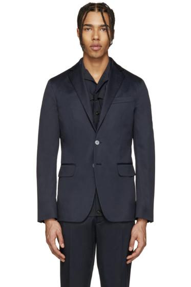 Dsquared2 - Navy Cotton Blazer