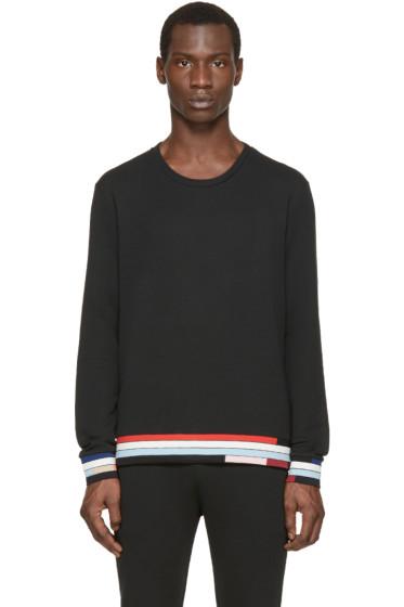 Christopher Kane - Black Bolster Sweatshirt