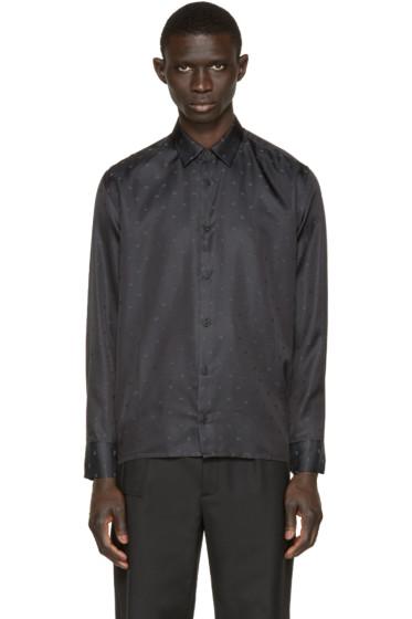 Christopher Kane - Black Heart Shirt