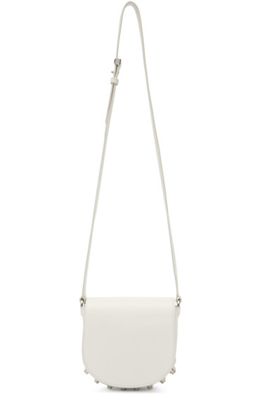 Alexander Wang - Ivory Mini Lia Shoulder Bag