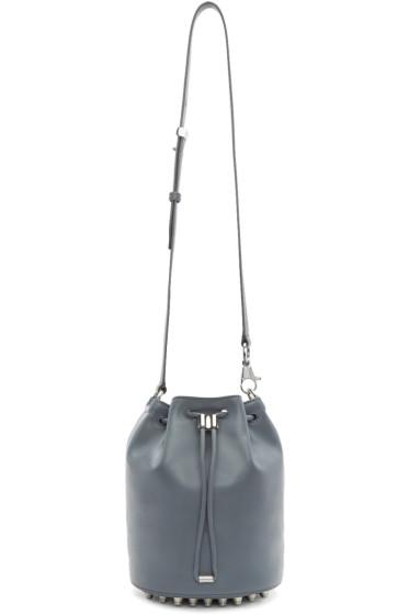 Alexander Wang - Grey Alpha Bucket Bag