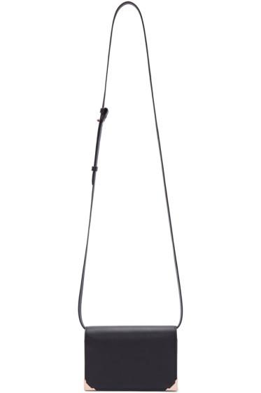 Alexander Wang - Black Prisma Double Biker Bag