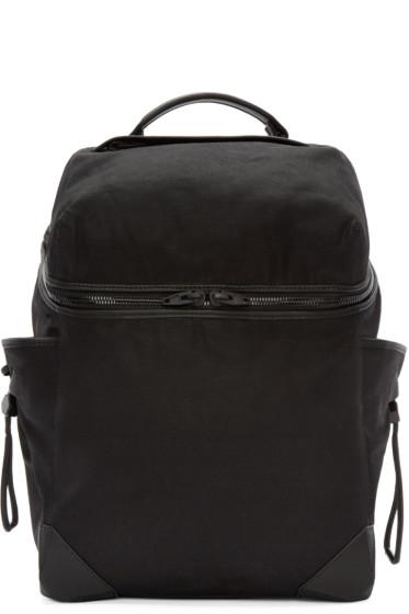Alexander Wang - Black Canvas Small Wallie Backpack
