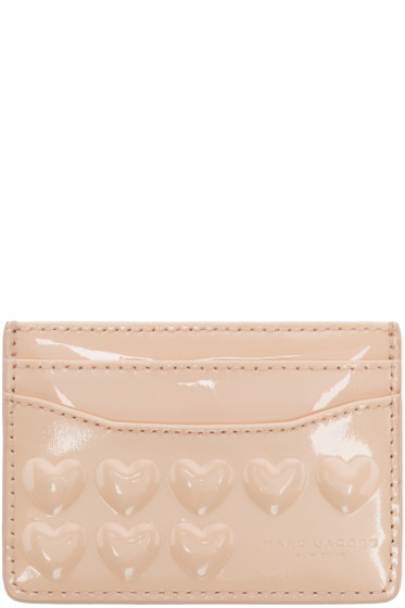 Marc Jacobs - Pink Heart Card Holder