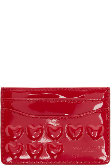 Marc Jacobs - Red Heart Card Holder
