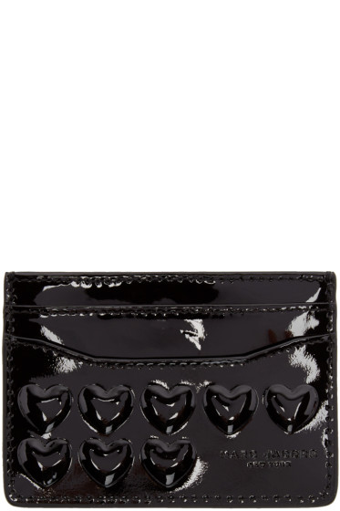 Marc Jacobs - Black Heart Card Holder