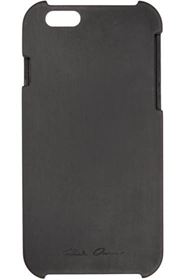 Rick Owens - Black Rhodoid iPhone 6 Case