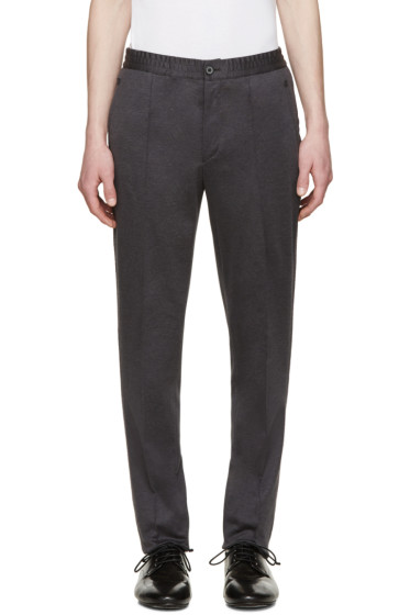 Lanvin - Grey Drawstring Trousers