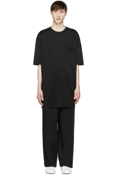 Lanvin - Black Faded T-Shirt