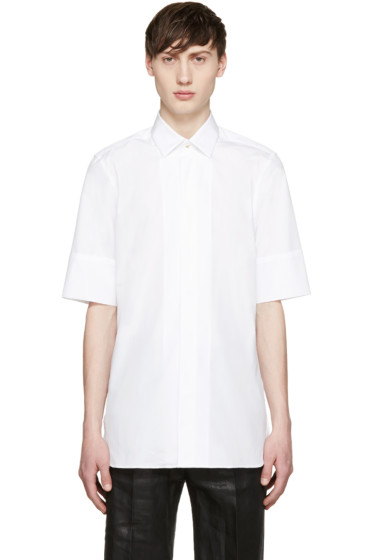 Paul Smith - White Poplin Shirt