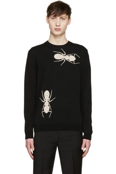 Paul Smith - Black Ant Print Crewneck
