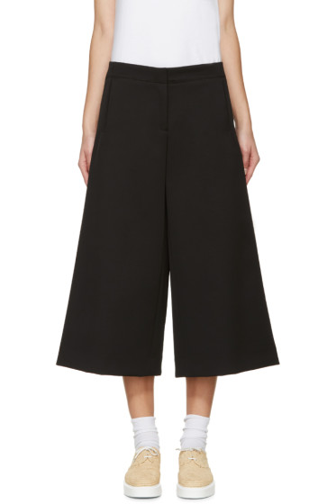 Opening Ceremony - Black Clare Suiting Culottes
