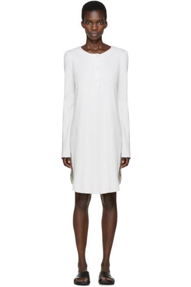 Raquel Allegra - Off-White Knit Dress