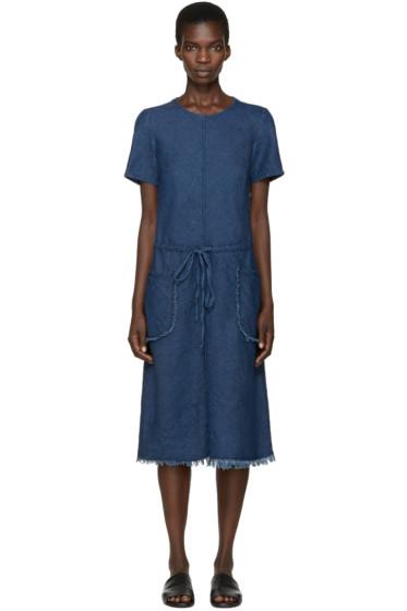 Raquel Allegra - Blue Chambray Dress