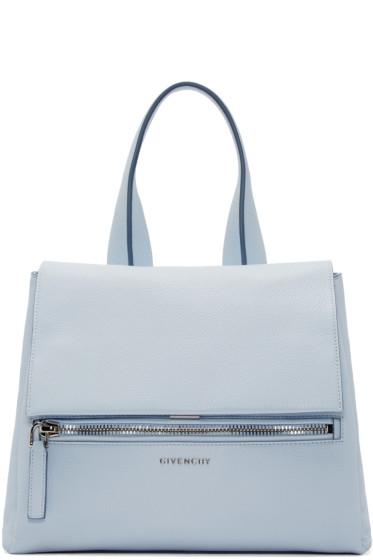 Givenchy - Blue Small Pandora Pure Bag