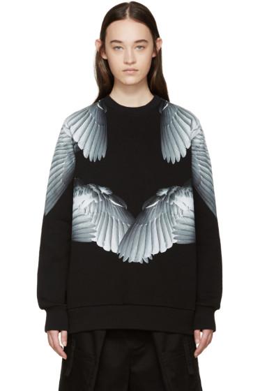 Givenchy - Black Wings Sweatshirt
