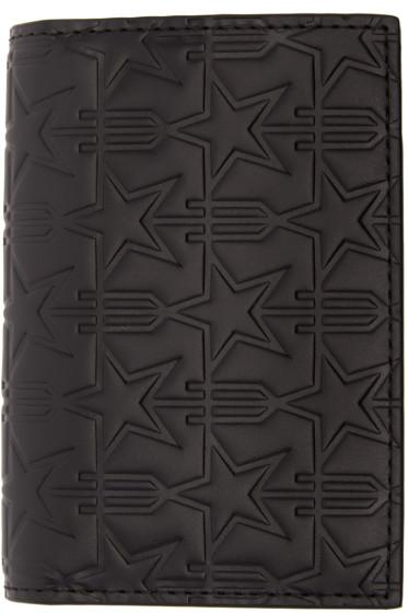 Givenchy - Black Trident Card Holder