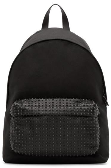 Givenchy - Black Studded Backpack