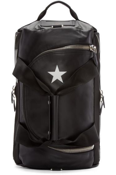 Givenchy - Black Star Backpack