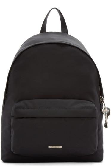 Givenchy - Black Canvas Keys Backpack