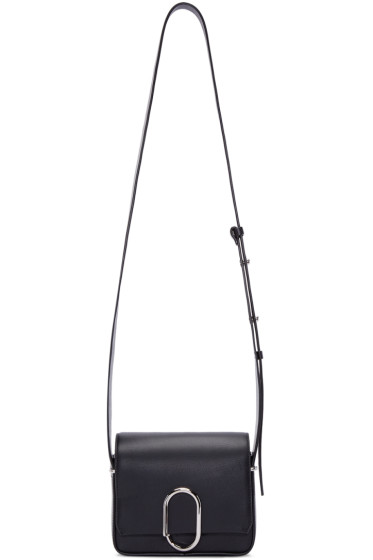 3.1 Phillip Lim - Black Mini Alix Shoulder Bag