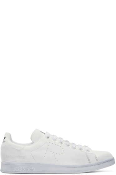 Raf Simons - Off-White Destroyed Stan Smith adidas by RAF SIMONS Sneakers