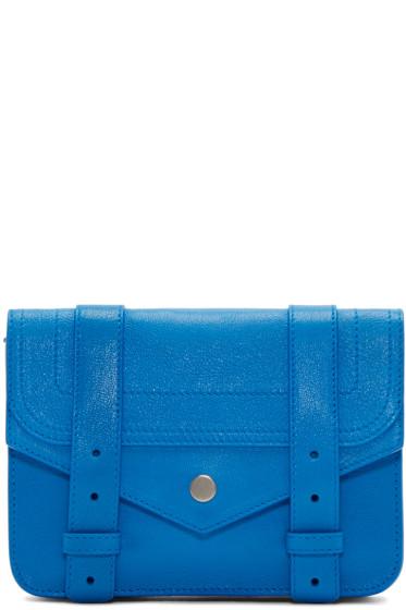Proenza Schouler - Blue PS1 Chain Wallet