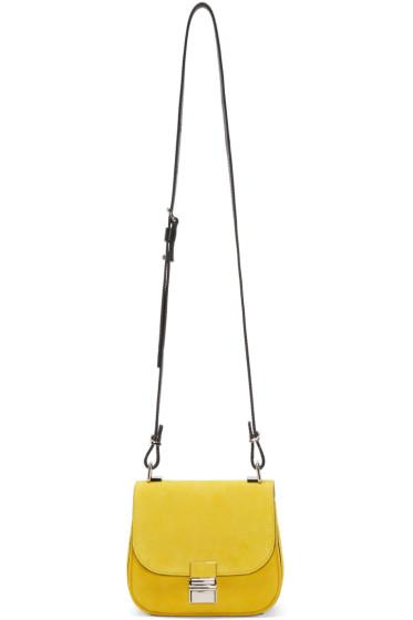 Proenza Schouler - Yellow Tiny Kent Shoulder Bag