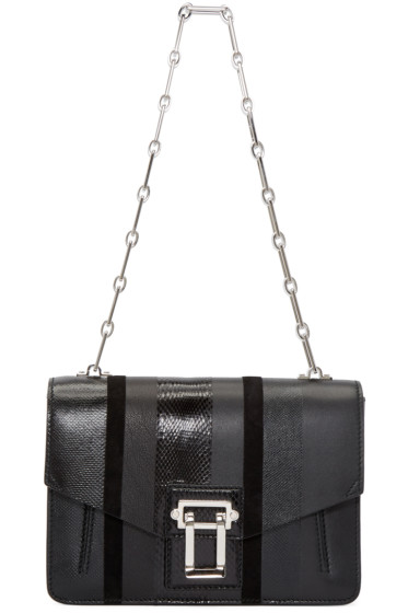 Proenza Schouler - Black Hava Chain Bag