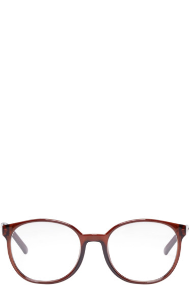 Chloé - Brown Oversized Optical Glasses