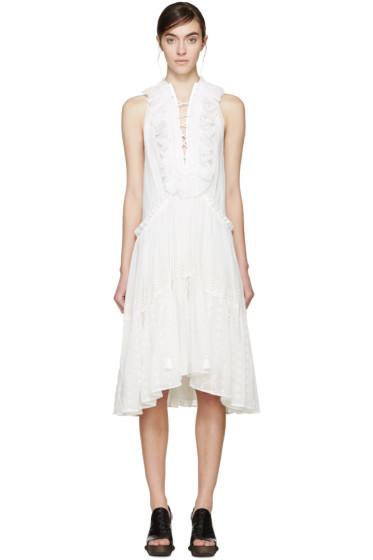 Chloé - White Bohemian Dress