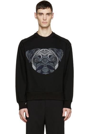 Juun.J - Black Pug Andreas Preis Edition Pullover