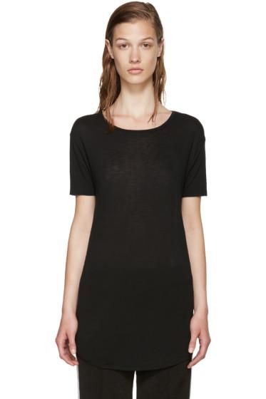 BLK DNM - Black Jersey T-Shirt