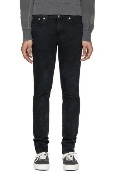 BLK DNM - Black Skinny 25 Jeans